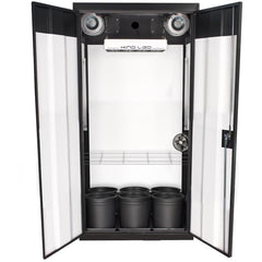 Grow Cabinents - SuperCloset SuperFlower 3.0 Soil LED Grow Cabinet