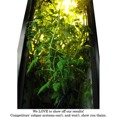 Grow Cabinents - SuperCloset SuperLocker 3.0 HPS Soil Grow Cabinet