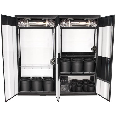 Grow Cabinents - SuperCloset Trinity 3.0 HPS Soil Grow Cabinet
