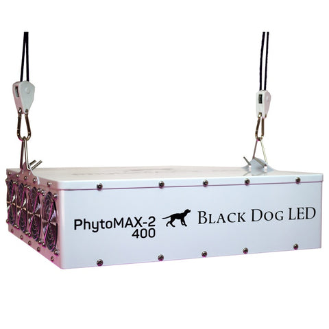 LED - Black Dog LED PHYTOMAX-2 400 LED GROW LIGHTS