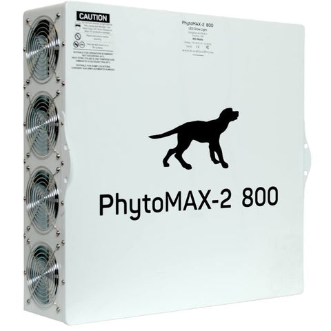 LED - Black Dog LED PHYTOMAX-2 800 LED GROW LIGHTS