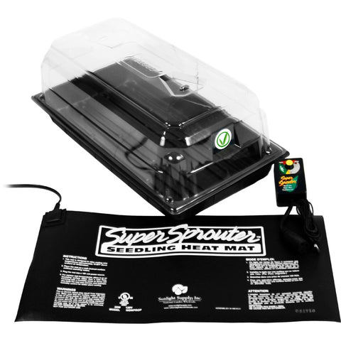 SuperCloset Total Germination Package-Germination Kit