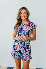 Wild Flower Meadow Romper