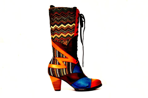 """Malagie"" boot by L'Artiste"