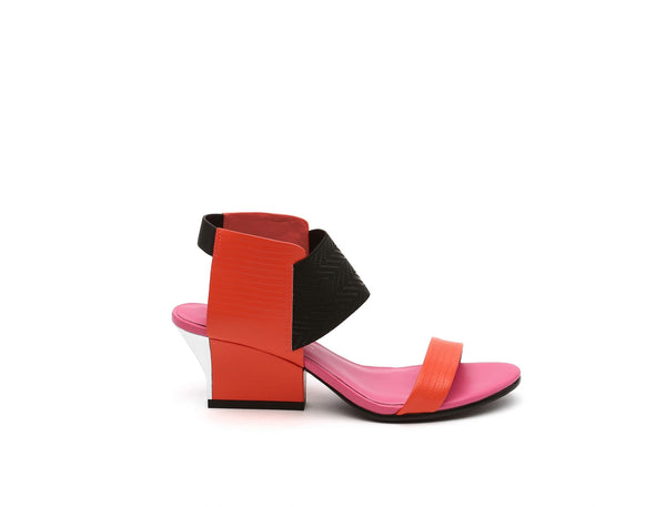"""Coral Pink Raiko"" by United Nude"
