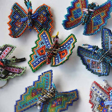 Colorful Butterfly Keychains