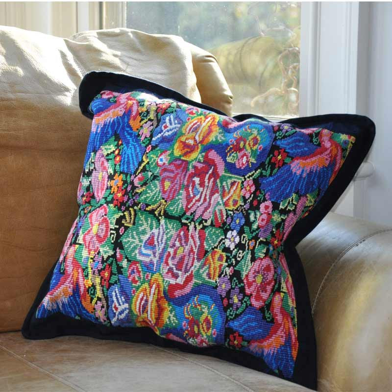 Tropical Bird Pillow Case