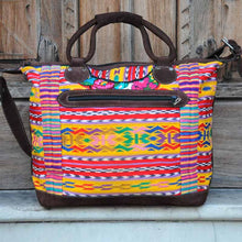 Vibrant Yellow Weekender Bag