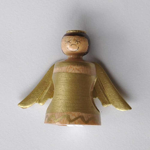 Wooden Angel Ornaments
