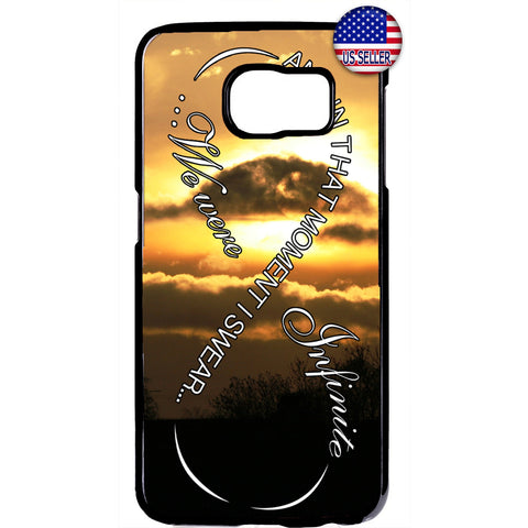 We Were Infinite Love From Dawn Til Dusk Rubber Case Cover For Samsung Galaxy Note