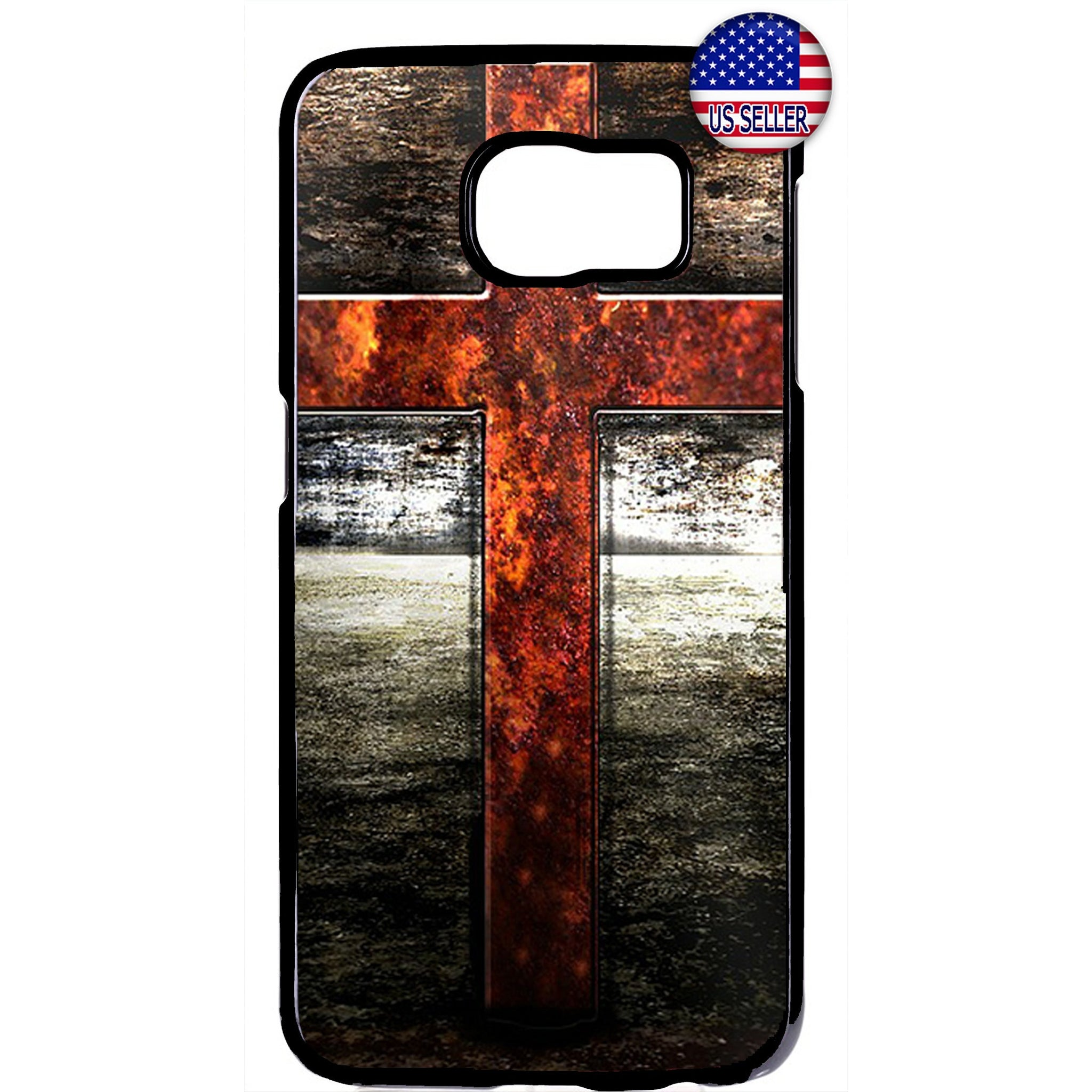 Christian Cross Jesus Christ Bible Rubber Case Cover For Samsung Galaxy Note