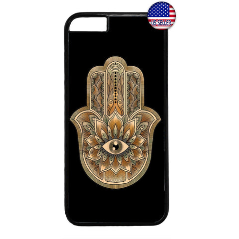 Hamsa Evil Eye Guard Hanna Hipster Rubber Case Cover For Iphone