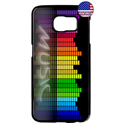 New Fashion Music Retro Rubber Case Cover For Samsung Galaxy