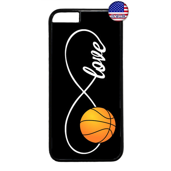 Infinite Forever Love Basketball Sports Rubber Case Cover For Iphone