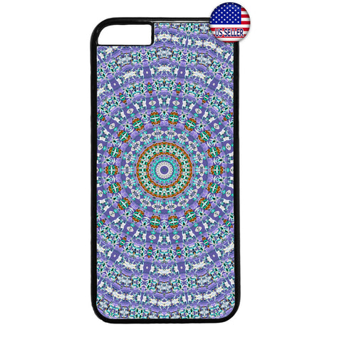 Hipster Mandala Henna Rubber Case Cover For Iphone