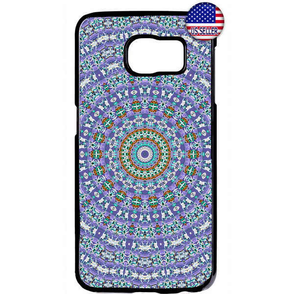 Hipster Mandala Henna Rubber Case Cover For Samsung Galaxy