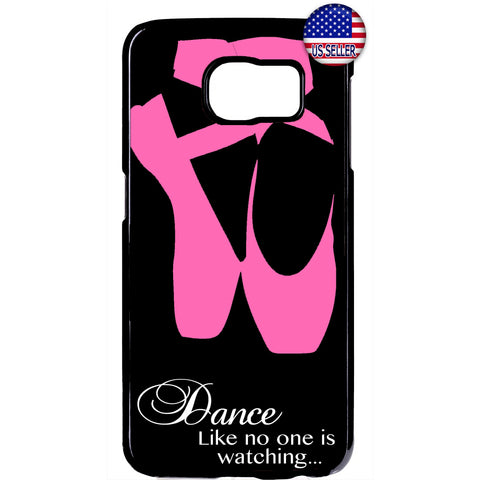 Ballerina Dance Shoes Ballet Dancer Rubber Case Cover For Samsung Galaxy Note
