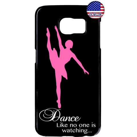 Dancing Ballerina Shoes Ballet Dancer Rubber Case Cover For Samsung Galaxy Note