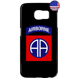 82nd US Airborne Destiny Military Force Rubber Case Cover For Samsung Galaxy Note