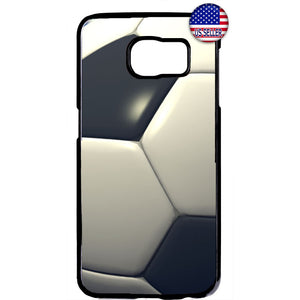 Soccer Ball Theme Futbol Sports Rubber Case Cover For Samsung Galaxy Note