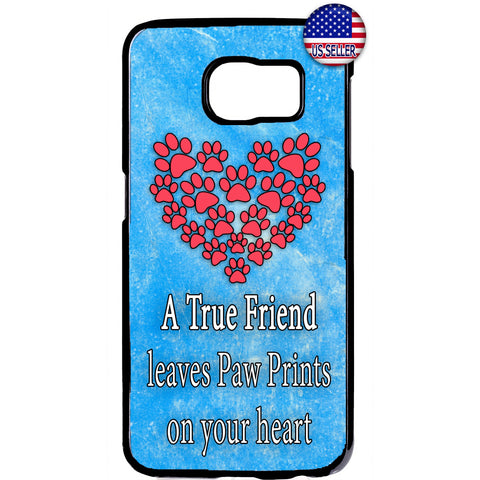 I Love My Pet Friend Paws Cats & Dogs Rubber Case Cover For Samsung Galaxy Note