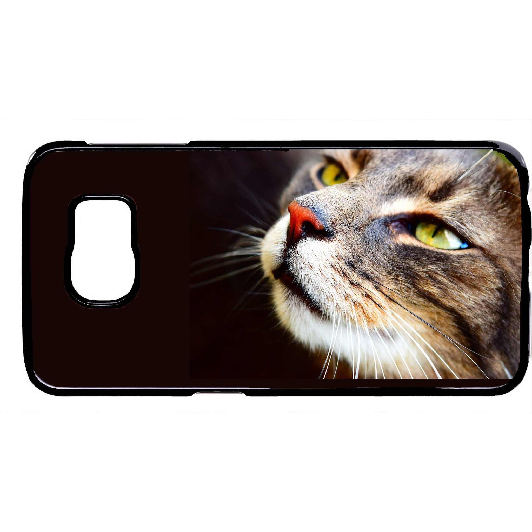 Cute Cat Face Kitty Kitten Pet Rubber Case Cover For Samsung Galaxy Note