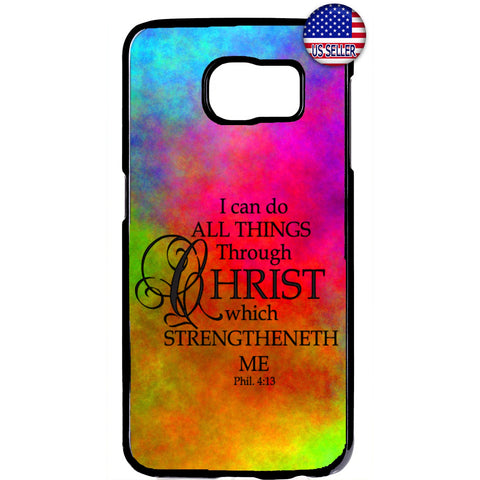 Colorful Bible Christian Jesus Christ Rubber Case Cover For Samsung Galaxy Note