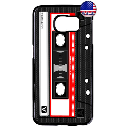 Old School Cassette Tape Rubber Case Cover For Samsung Galaxy Note