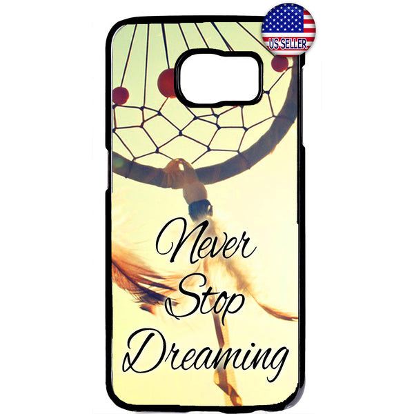 Dreamcatcher Feathers Bed Charm Rubber Case Cover For Samsung Galaxy Note