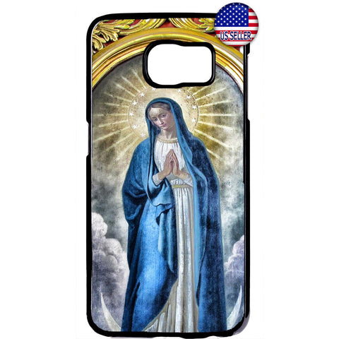 Religion Virgin Mary Bible Christian Rubber Case Cover For Samsung Galaxy Note