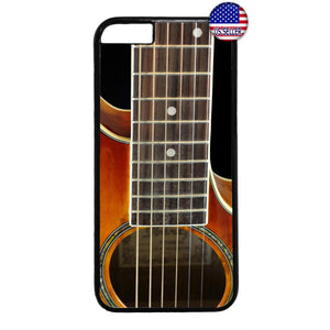 Music Guitar Instrument Rubber Case Cover For Iphone