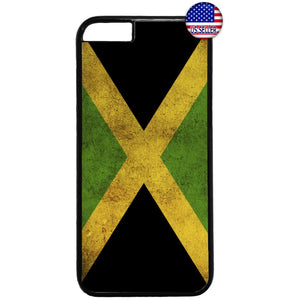 Rastafari Jamaica Flag Rubber Case Cover For Iphone