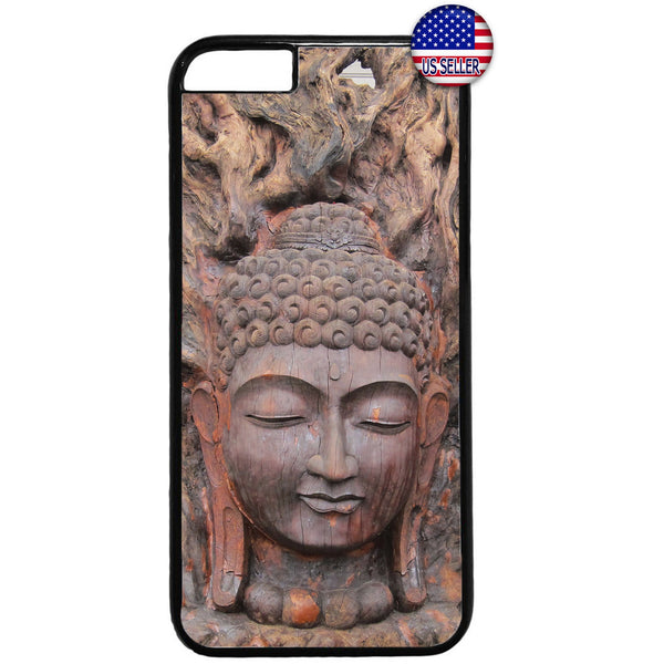 Buddha Buddhist God Spiritual Rubber Case Cover For Iphone
