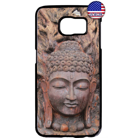 Buddha Buddhist God Spiritual Rubber Case Cover For Samsung Galaxy