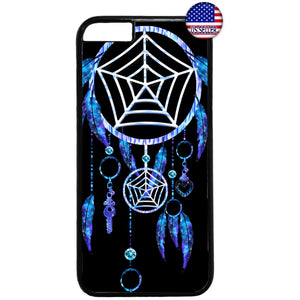 Galaxy Dreamcatcher Rubber Case Cover For Iphone