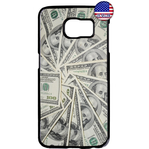$100 Dollar Bills Money Rubber Case Cover For Samsung Galaxy Note