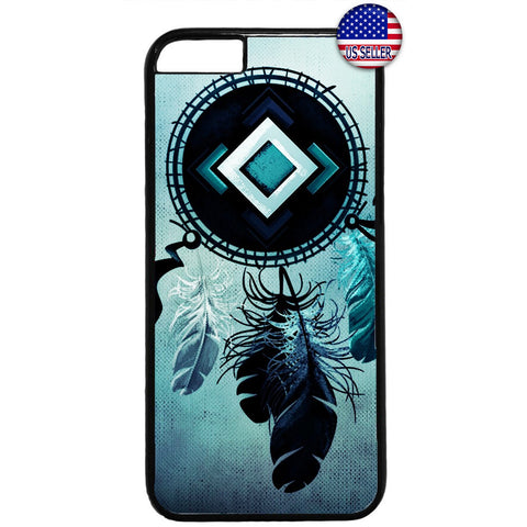 Native Dreamcatcher Rubber Case Cover For Iphone