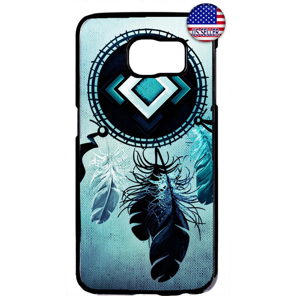 Native Dreamcatcher Rubber Case Cover For Samsung Galaxy Note