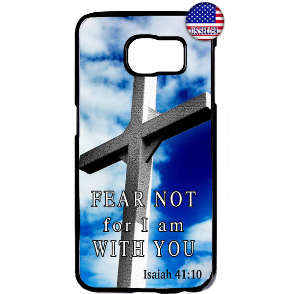 Jesus Christ Bible Fear Not Christian Rubber Case Cover For Samsung Galaxy Note
