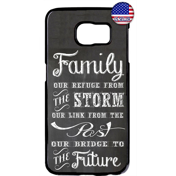 Family Is Everything Love Rubber Case Cover For Samsung Galaxy