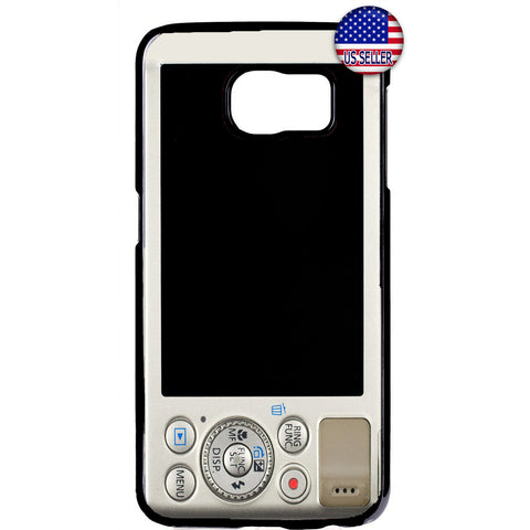 Digital Camera Picture Rubber Case Cover For Samsung Galaxy