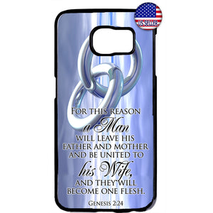 Wedding Bride Rings Marry Rubber Case Cover For Samsung Galaxy