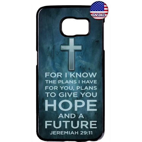 Cross Christian Bible Hope Future Rubber Case Cover For Samsung Galaxy Note