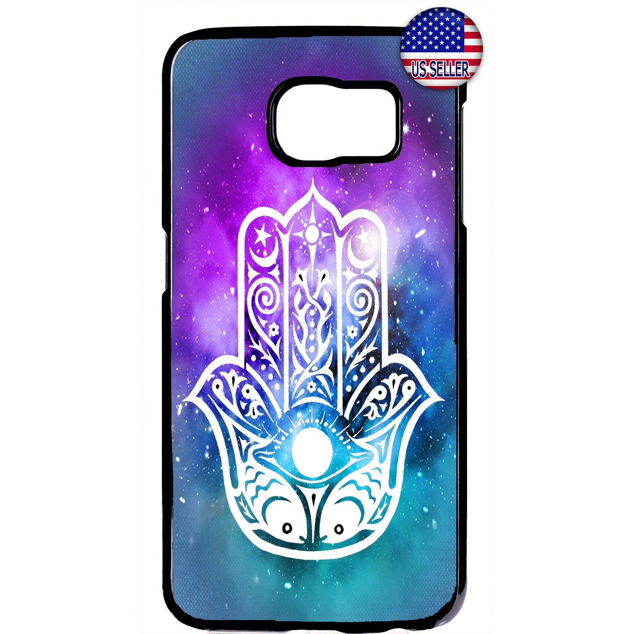 Galaxy Hamsa Evil Eye Rubber Case Cover For Samsung Galaxy Note