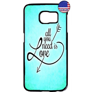 All You Need Is Love Rubber Case Cover For Samsung Galaxy