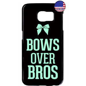 Bows Over Bros Cheerleader Rubber Case Cover For Samsung Galaxy
