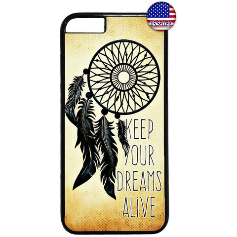Dreamcatcher Dreams Alive Dreamcatcher Rubber Case Cover For Iphone