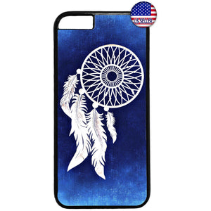 Dreamcatcher Amulet Indian Rubber Case Cover For Iphone