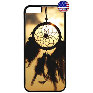 Dreamcatcher Day Sun Rubber Case Cover For Iphone