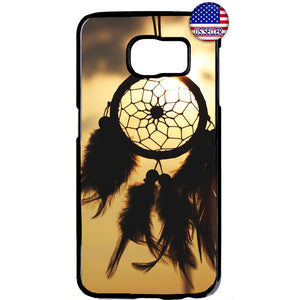 Dreamcatcher Day Sun Rubber Case Cover For Samsung Galaxy